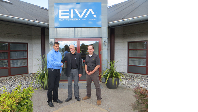 EIVA appointed as authorised VideoRay service centre