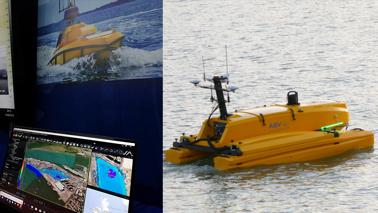 EIVA NaviSuite supporting L3 ASV intercontinental demo of remote controlled and autonomous vessel C-Cat 3