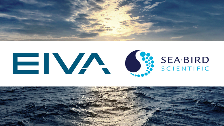 EIVA named official distributor for Sea-Bird Scientific solutions