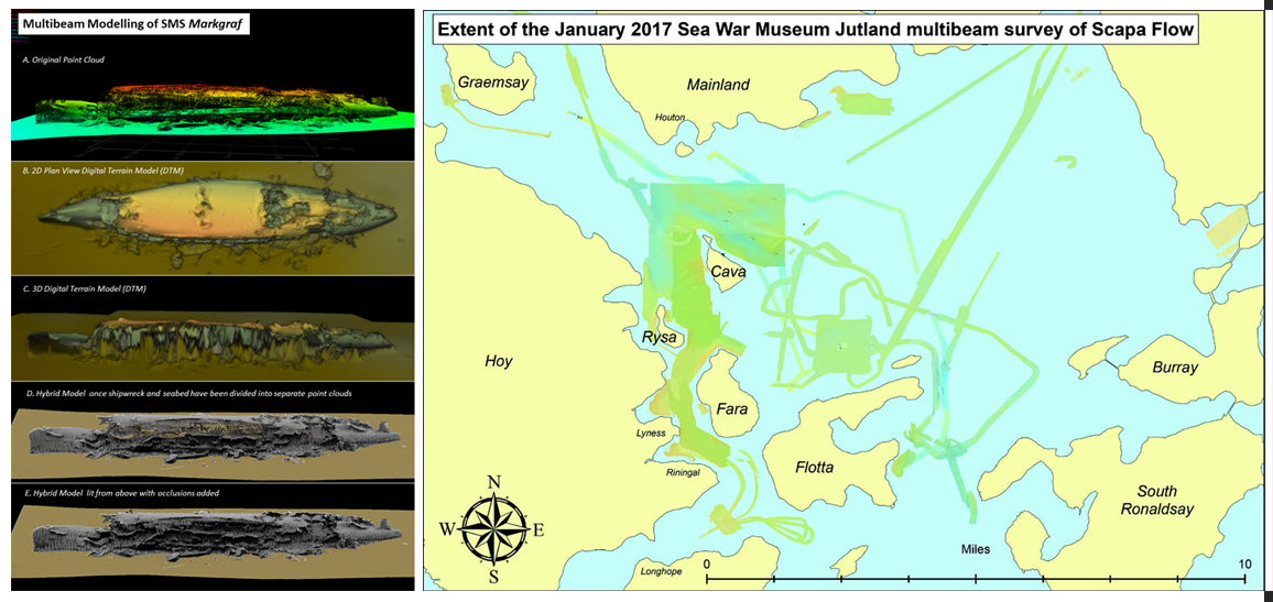 NaviSuite - Scapa 1919: The Archaeology of a Scuttled Fleet