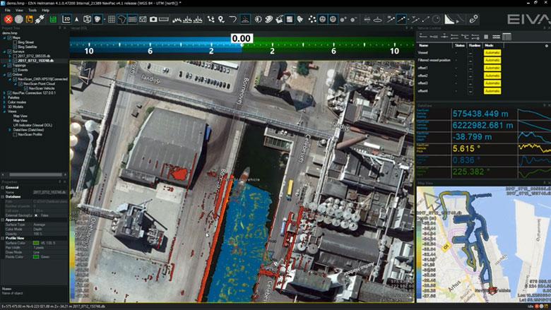 NaviSuite Kuda Acquisition and Processing
