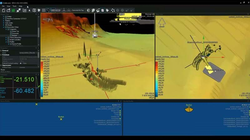 3D dredging software for high-precision and efficient operations