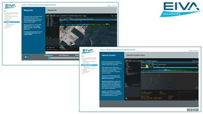 NaviPac 4.2 Helmsman's Display Runlines and Waypoints Essentials eLearning module